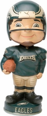 Philadelphia Eagles Vintage Retro Bobble Head