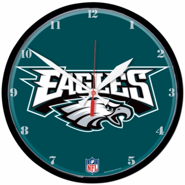 Philadelphia Eagles Wall Clock