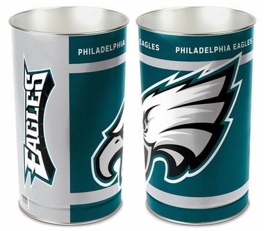 Philadelphia Eagles Waste Paper Basket