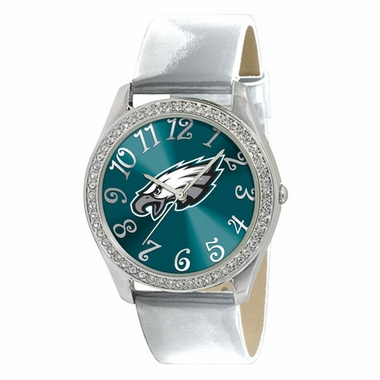 Philadelphia Eagles Women's Glitz Watch