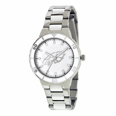 Philadelphia Eagles Women's Pearl Watch