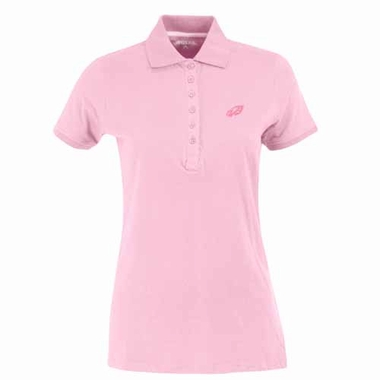 Philadelphia Eagles Womens Spark Polo (Color: Pink)