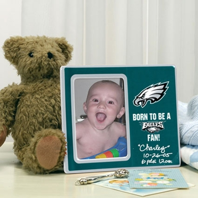 Philadelphia Eagles Youth Picture Frame