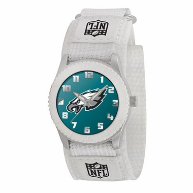 Philadelphia Eagles Youth Rookie Watch (White)