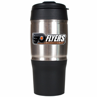 Philadelphia Flyers 18oz Oversized Travel Tumbler