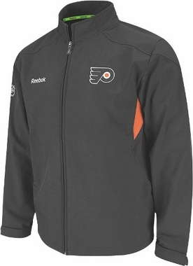 Philadelphia Flyers 2011 Center Ice Softshell Full Zip Premium Jacket