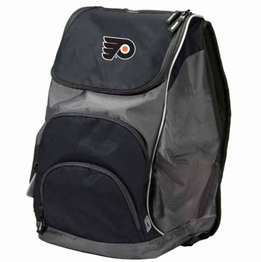 Philadelphia Flyers Action Backpack (Color: Black)