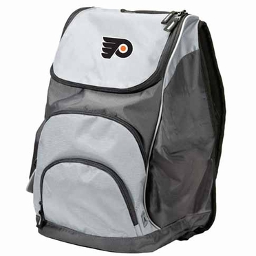 Philadelphia Flyers Action Backpack (Color: Grey)