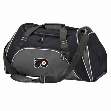 Philadelphia Flyers Action Duffle (Color: Black)