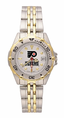 Philadelphia Flyers All Star Womens (Steel Band) Watch