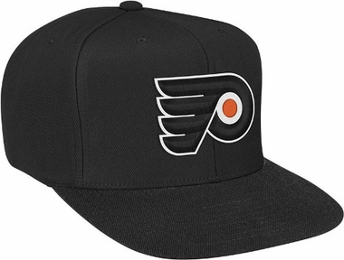 Philadelphia Flyers Basic Logo Snap Back Hat