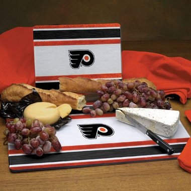 Philadelphia Flyers Cutting Board Set