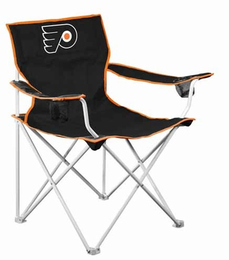 Philadelphia Flyers Deluxe Adult Folding Logo Chair