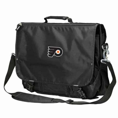Philadelphia Flyers Executive Attache Messenger Bag
