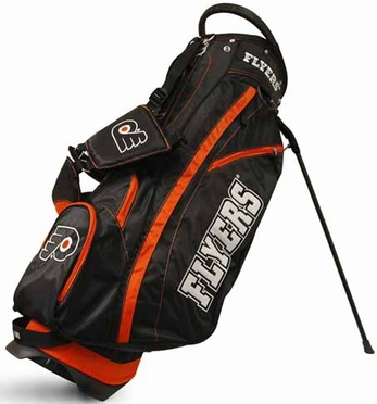Philadelphia Flyers Fairway Stand Bag