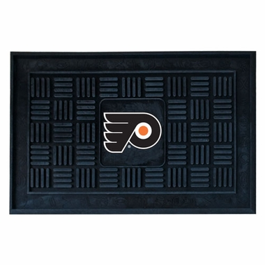 Philadelphia Flyers Heavy Duty Vinyl Doormat
