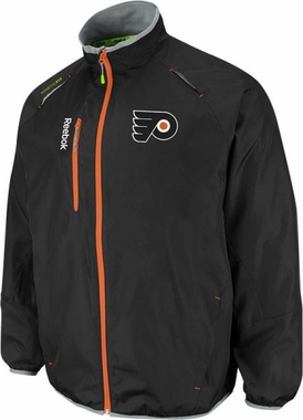 Philadelphia Flyers Kinetic Rink Full Zip Jacket