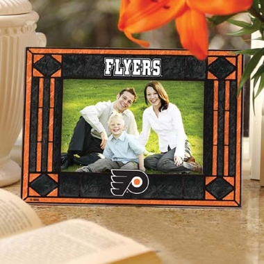 Philadelphia Flyers Landscape Art Glass Picture Frame