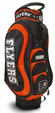 Philadelphia Flyers Medalist Cart Bag