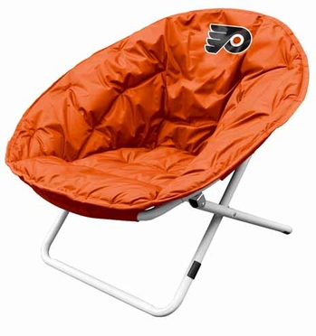 Philadelphia Flyers Orange Sphere Chair