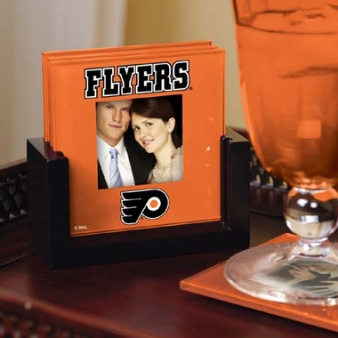 Philadelphia Flyers Photo Coaster Set