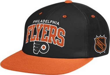 Philadelphia Flyers Retro Arch Snapback Hat