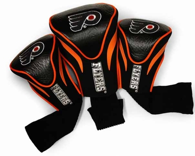 Philadelphia Flyers Set of Three Contour Headcovers