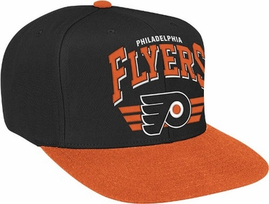 Philadelphia Flyers Stadium Throwback Snapback Hat
