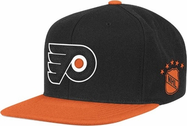 Philadelphia Flyers Throwback Snapback Hat