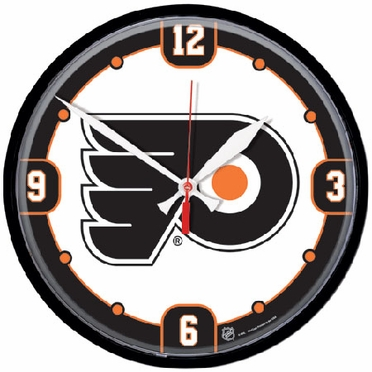 Philadelphia Flyers Wall Clock