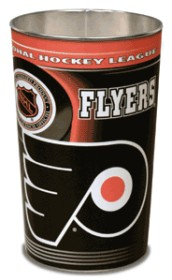 "Philadelphia Flyers 15"" Waste Basket"