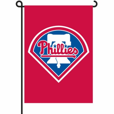 Philadelphia Phillies 11x15 Garden Flag