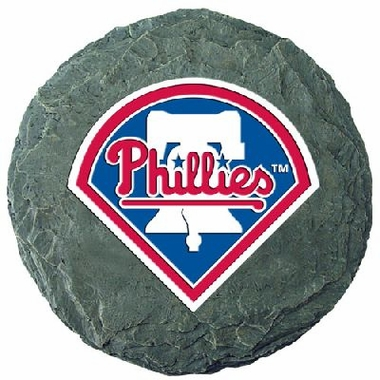 "Philadelphia Phillies 13.5"" Stepping Stone"