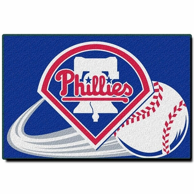 Philadelphia Phillies 20 x 30 Rug