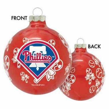 Philadelphia Phillies 2010 Traditional Ornament