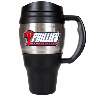 Philadelphia Phillies 20oz Oversized Travel Mug