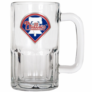 Philadelphia Phillies 20oz Root Beer Mug