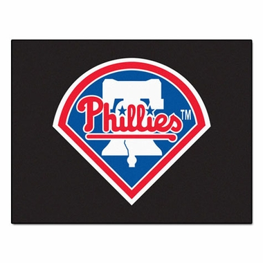 Philadelphia Phillies 34 x 45 Rug