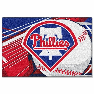 Philadelphia Phillies 40 x 60 Rug