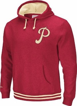 Philadelphia Phillies Bat Around Hooded Premium Sweatshirt