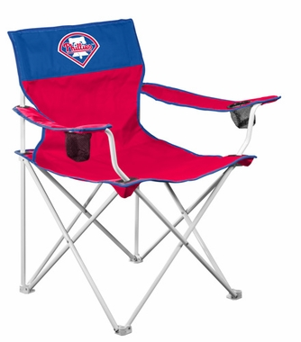 Philadelphia Phillies Big Boy Adult Folding Logo Chair