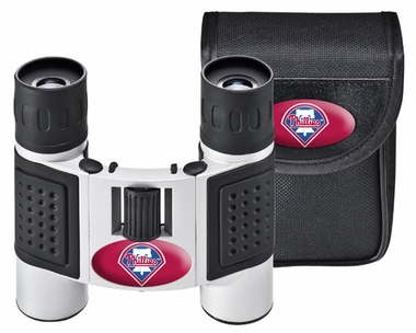 Philadelphia Phillies Binoculars and Case