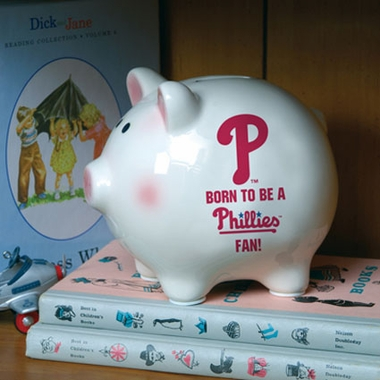 Philadelphia Phillies (Born to Be) Piggy Bank