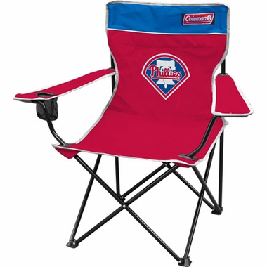 Philadelphia Phillies Broadband Quad Tailgate Chair