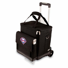 Philadelphia Phillies Cellar w/ Trolley (Black)