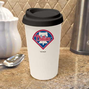 Philadelphia Phillies Ceramic Travel Cup