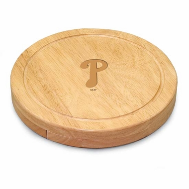 Philadelphia Phillies Circo Cheese Board