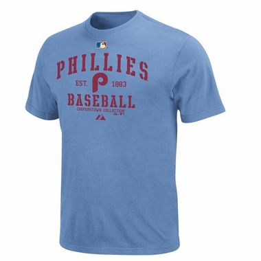 Philadelphia Phillies Cooperstown AC Classic T-Shirt
