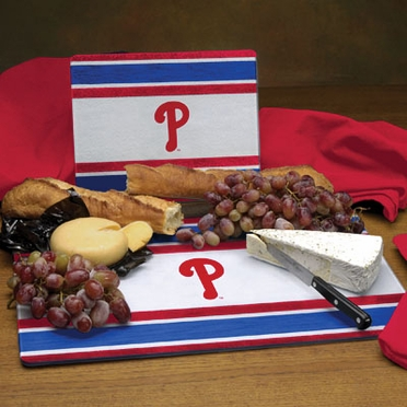 Philadelphia Phillies Cutting Board Set