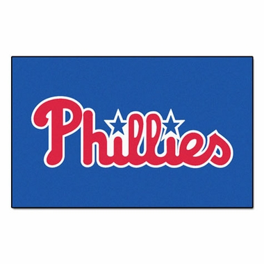Philadelphia Phillies Economy 5 Foot x 8 Foot Mat